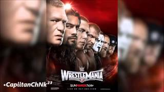 "WWE WrestleMania 31 - ""Rise"" by David Guetta (feat.Skylar Grey) 