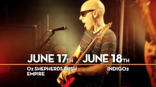 Joe Satriani - Tour TVC Thumbnail