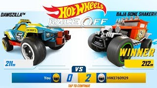 Hot Wheels: Race Off - Daily Race Off Multiplayer #19 | Android Gameplay | Droidnation