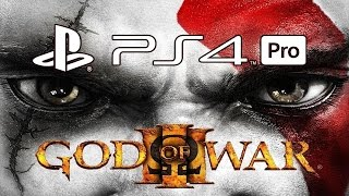 God of War 3: Remastered - PS4 Pro Boost Performance Test