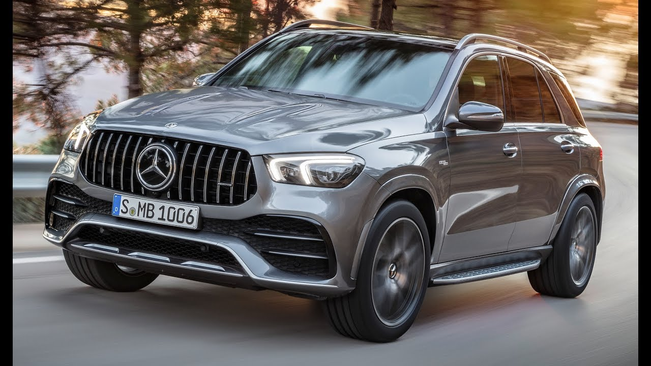 2020 Mercedes Amg Gle 53 4matic Interior Exterior And Drive