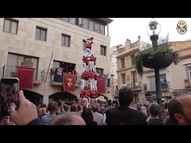 4d7a Castellers Alt Maresme @ FM Calella (21/09/2019)