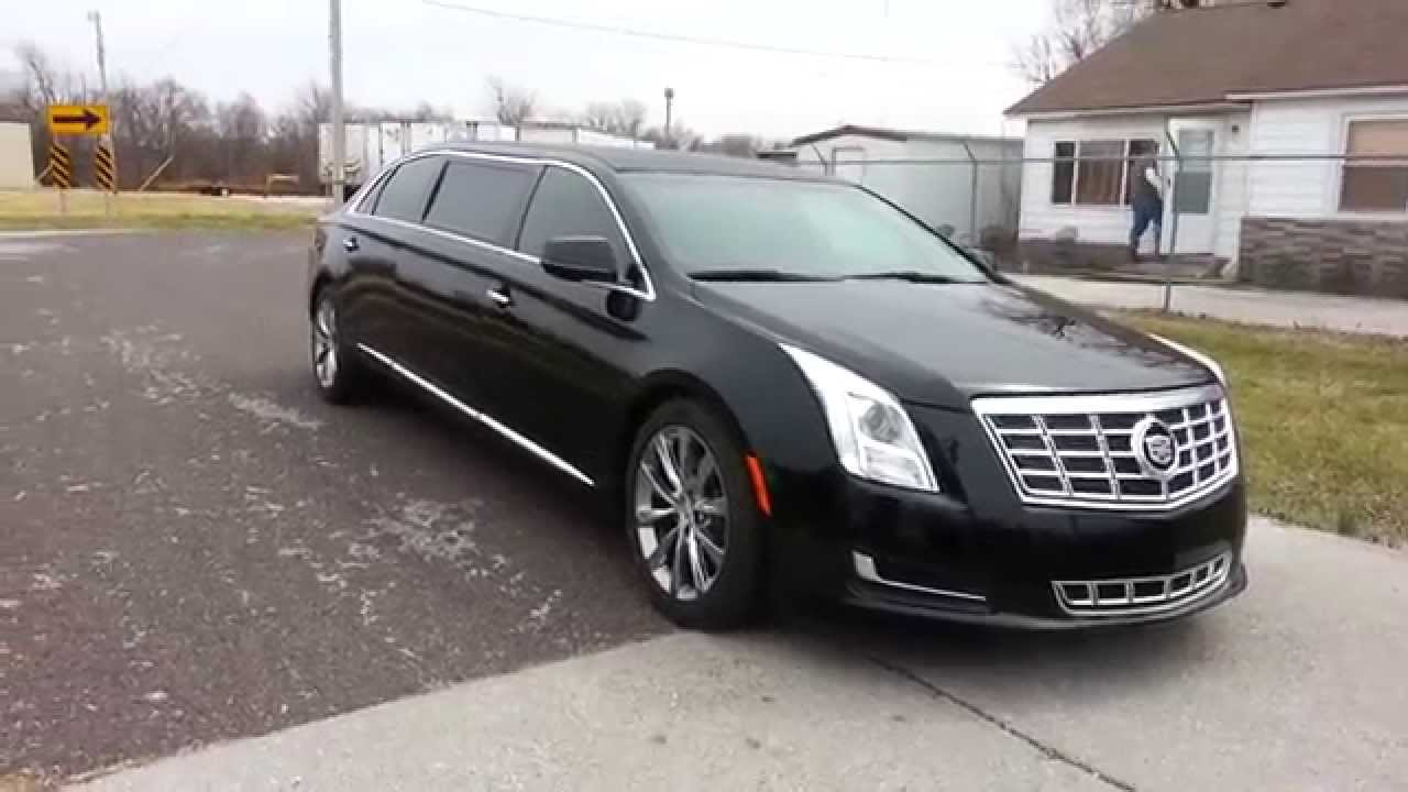 6 Door XTS Cadillac & 6 Door XTS Cadillac - YouTube