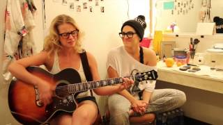 "Shoshana Bean Dressing Room Sessions Ep 2: ""Another Life"" (Feat. Whitney Bashor)"