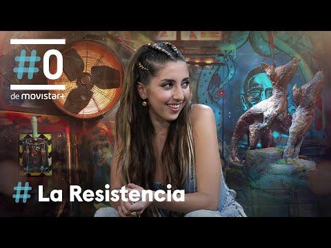 LA RESISTENCIA - Entrevista a Lucía Fernanda   #LaResistencia 02.06.2021
