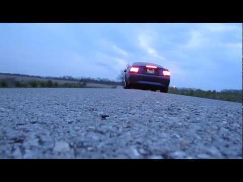 Mustang v6 Borla Exhaust