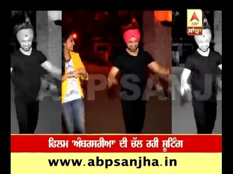 Diljit Dosanjh night-out in Amritsar with ABP Sanjha!