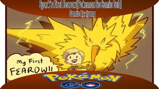 Spark Catches His First Fearow? This Comic was created by Lyung. I ...