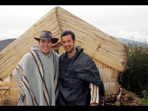08. Islands of Lake Titicaca - Uros