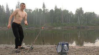 КЛЮЁТ ВСЁ СУДАК ЯЗЬ ЩУКА Лещ рыбалка с ночевкой на реке Чулым