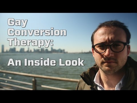 Inside The Dark World Of Gay Conversion Therapy
