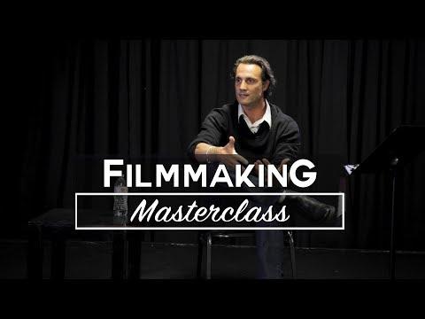 Script Development and Feature Film Production - Mark Heidelberger [FILMMAKING MASTERCLASS]