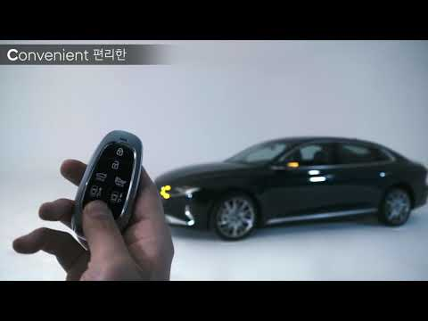 2020 Hyundai GRANDEUR - Exterior, Interior And Features