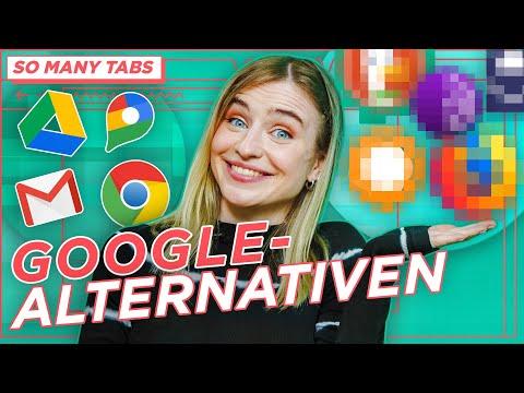 Leben ohne Google: GEHT DAS?! (Alternativen für GMail, Chrome, Maps) mit @MrWissen2go