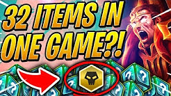 I got 32 ITEMS IN ONE GAME w/ SPACE PIRATES! | TFT Guide | Teamfight Tactics Set 3 Galaxies | LoL