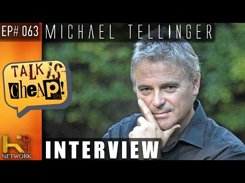 TALK IS CHEAP [Ep063] Interview with Michael Tellinger (Ubuntu & Flat Earth Discussion)