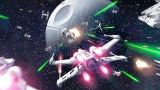 Attack on the Death Star - Let