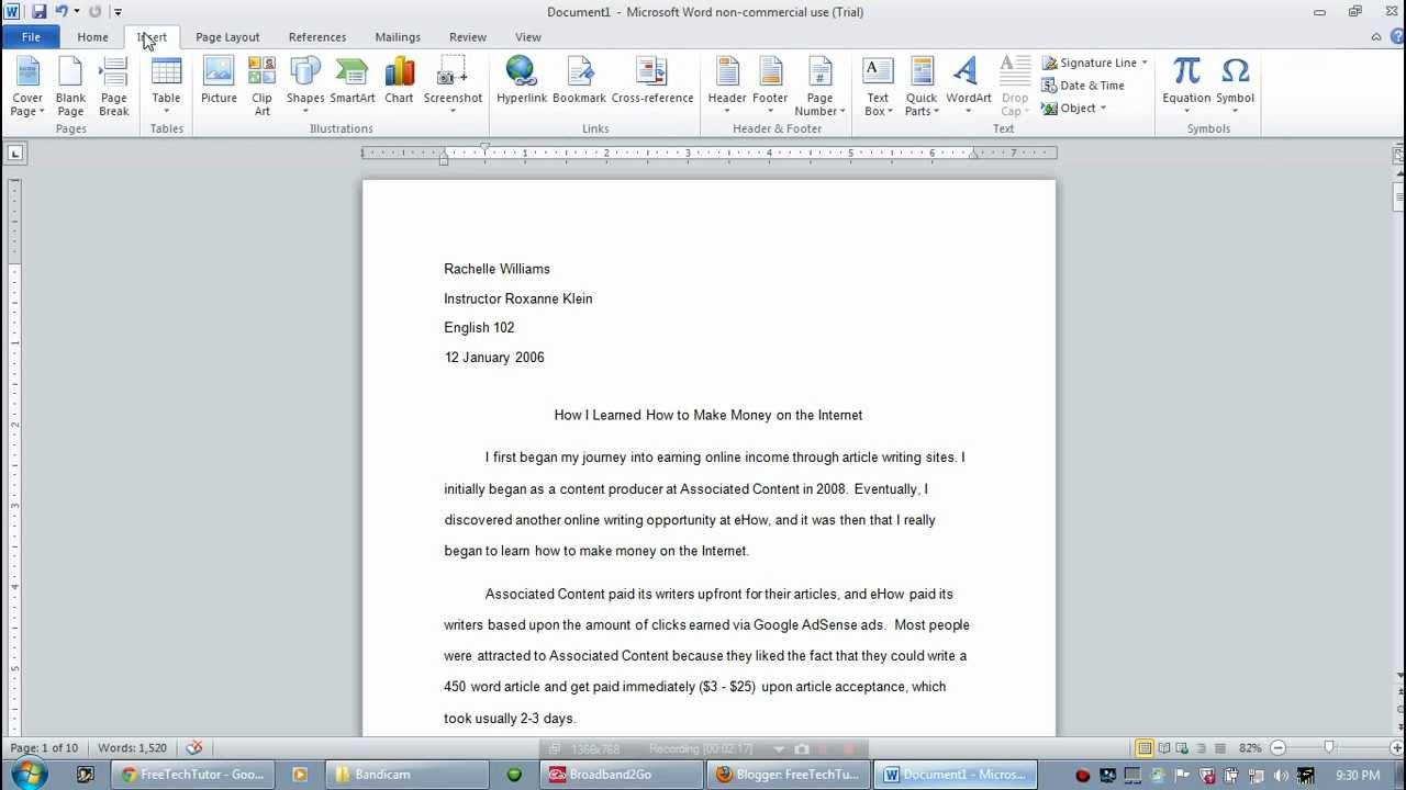 formatvorlagen word 2007 dissertation