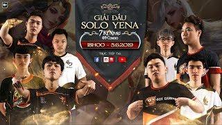 Giải đấu Yena   Ai sẽ trở thành King of Solo? - Garena Liên Quân Mobile