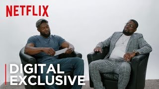 Bird Box | Between Two Faves: Trevante Rhodes & Lil Rel | Netflix