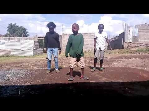 GHETTO KIDS ( KENYA ) - Odi Dance Challenge
