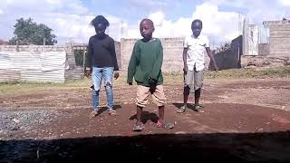 GHETTO KIDS ( KENYA ) - Odi Dance Challenge