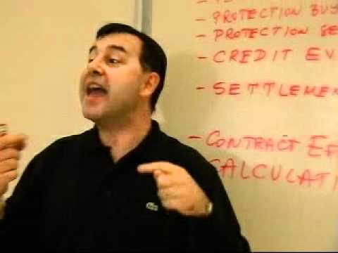 Structured Finance, Lecture 4 - Credit Default Swaps
