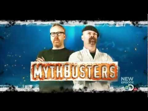 MythBusters Theme Song 20032011  Ringtone Edition