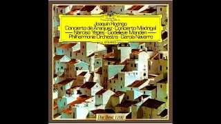 Concierto de Aranjuez - Concierto Madrigal - Rodrigo - Yepes - Deutshe Grammophon
