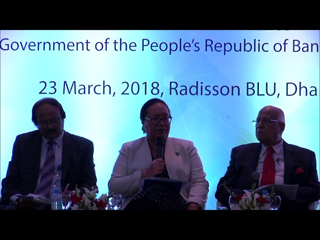 Remarks from Fekitamoeloa Katoa 'Utoikamanu,                          UN High Representative, UNOH