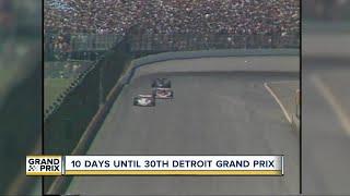 Detroit Grand Prix to celebrate 30 years