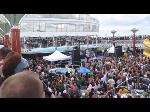 Who's Got the Herb? 311 Cruise 2013