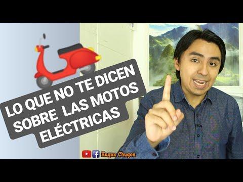 Motos Eléctricas ¿Convienen o no? Todo sobre la movilidad eléctrica en el Perú