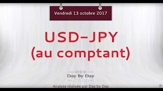Vente USD/JPY au comptant - Idée de trading IG 13.10.2017