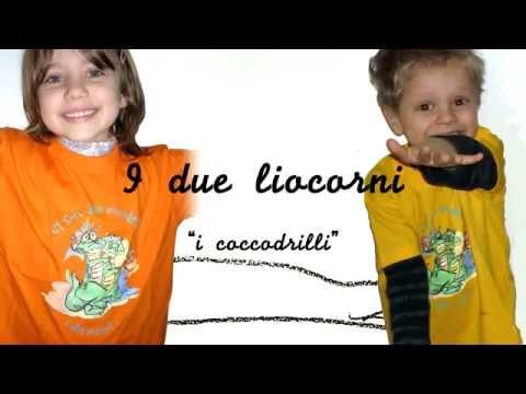 I due liocorni - I coccodrilli - L'Arca di Noè - La TV dei Bambini