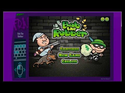 MJPirate - Bob The Robber Levels 1 & 2