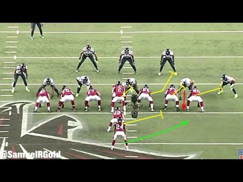 Film Room: Michael Bennett is an elite run defender | Seattle Seahawks (NFL Breakdowns Ep 78)