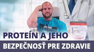 Proteín A Jeho Bezpečnosť Pre Zdravie 💪 | GymBeam | Fitness Academy