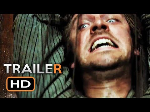 APOSTLE   2018 Dan Stevens, Michael Sheen Netflix Horror Movie HD