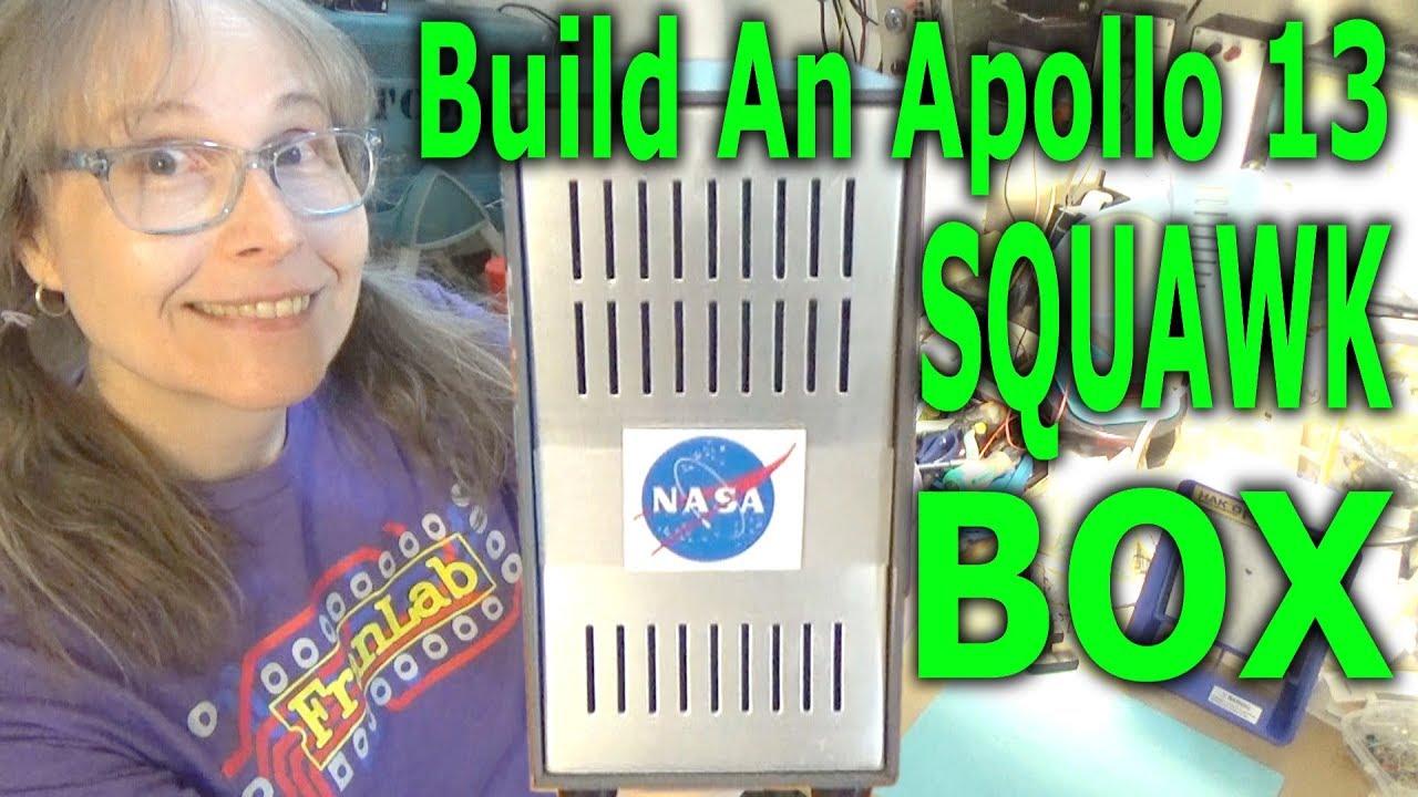 The Apollo 13 Squawk Box - YouTube