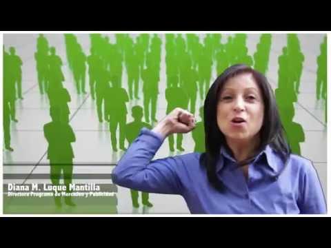 Programa Publicidad y Mercadeo F.U.S.M Bogotá. de YouTube · Alta definición · Duración:  2 minutos 48 segundos  · 390 visualizaciones · cargado el 15.05.2014 · cargado por Facultad de Publicidad y Mercadeo F.U.S.M