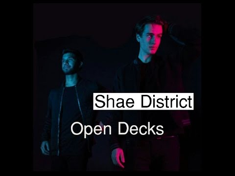 Shae District Open Decks Live Show at Canopy 2 23 17