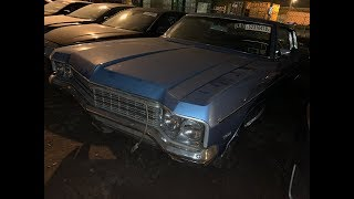 Chevy Impala 1970 V8 Copart NewYork to Moscow