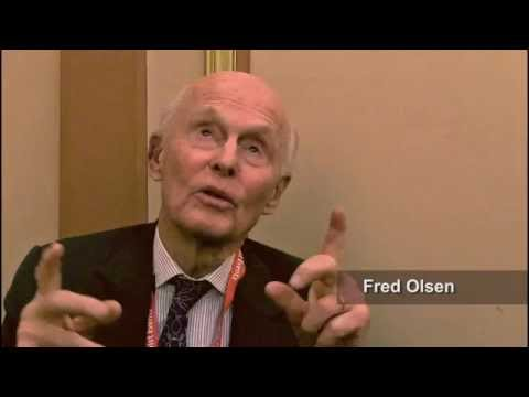 Fred Olsen on Renewables, Wind, and Climate