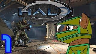 Halo: Combat Evolved Anniversary (blind) [01]: Master Chief meldet sich zum Dienst