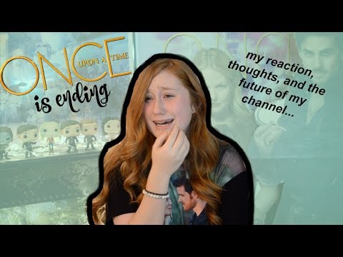 Once Upon A Time is Ending...  The Future of my Channel etc    ThatStrawberryBlonde