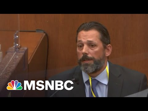 Defense In Chauvin Trial Will Argue That 'Use Of Force Was In Compliance With Training'   MTP Daily