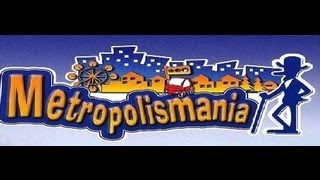 Classic PS2 Game Metropolismania on PS3 in HD 1080p