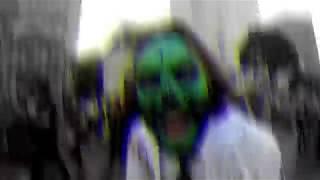 2018 Marcha Zombie CDMX