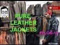 PURE LEATHER MARKET[Exploring--jackets,shoes,belt] DELHI || GAURAV SHARMA || vlog-10